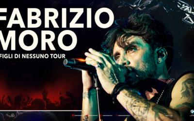 Fabrizio Moro in concerto a Palermo – 9 dicembre Teatro Golden