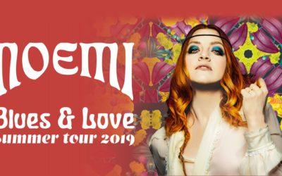 NOEMI – Blues & Love summer tour // SICILIA