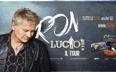 RON – Lucio! il Tour  // SICILIA