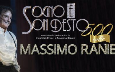 Massimo Ranieri – Rinvio date di Marsala e Catania
