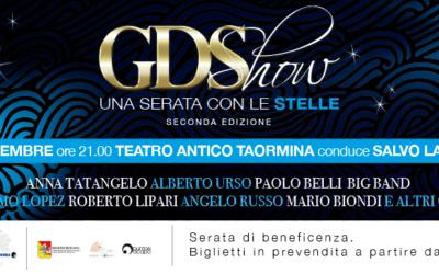 GDS Show – II edizione – 7 settembre Teatro antico di Taormina