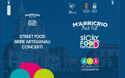 Caltanissetta: presentato M'ARRICRIO ROCK FEST