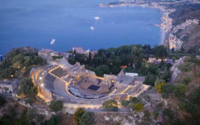 Teatro antico Taormina: adeguamento del canone concessorio stagione stiva 2021